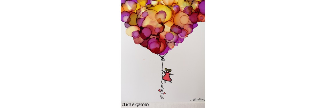 Claire Gomm - Balloon