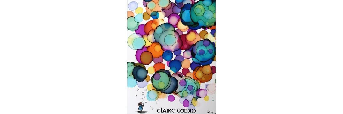 Claire Gomm - Bubbles