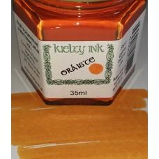 Orange Water Based Ink 35ml