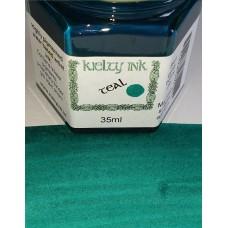 Teal Water Based Ink 35ml